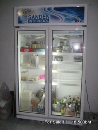 Living Koh Tao | Doppeltes Glas front Kühlschrank | Verkaufen ...